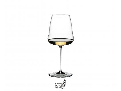 Sklenice na víno Riedel Winewings Chardonnay