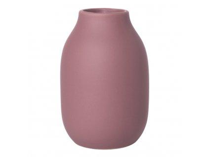 Váza COLORA cihlová Ø 10,5 cm Blomus