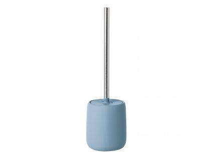 WC kartáč SONO kouřově modrý