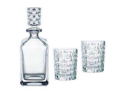 Whisky set 3 kusy Bossa Nova Nachtmann