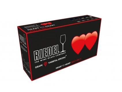 Sklenice Riedel Heart to Heart Cabernet Sauvignon