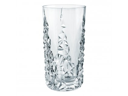 Set 4 sklenic na long drink Sculpture