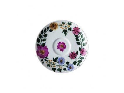 vyr 25645Magic Garden Blossom cajovy podsalek 14 5 cm Thomas Rosenthal