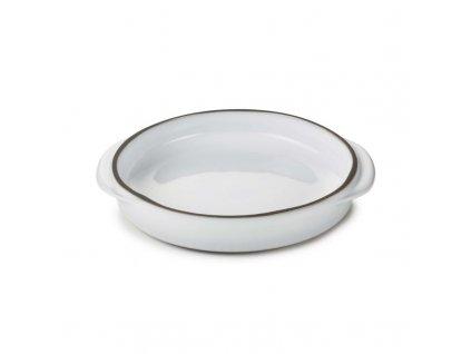 Servírovací miska Caractere Revol bílá 14 cm