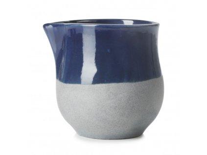 Mléčenka No.W Revol modrá glazovaná 100 ml