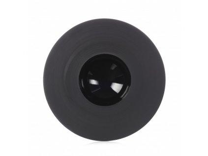 Hluboký talíř Sphère Revol černý 30 cm