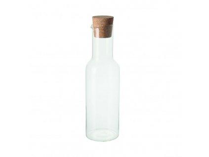 Skleněná karafa IBR Revol 1,2 l