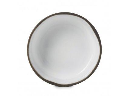 Miska Caractere Revol bílá 8 cm
