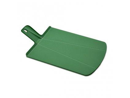 Skládací prkénko Chop2Pot 60156 Joseph Joseph zelené 48x27 cm