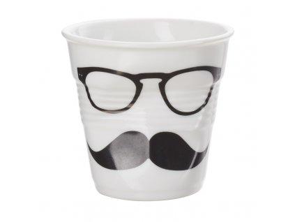 Kelímek na espresso 8 cl Monsieur Froissés REVOL