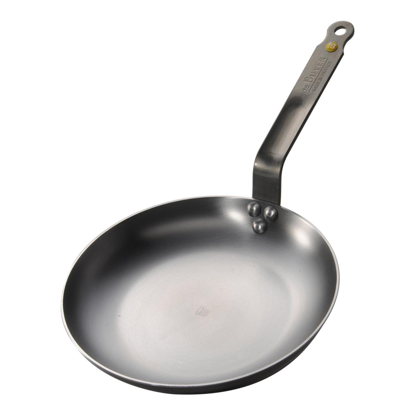 Ocelová pánev na omelety Mineral B Element Ø 24 cm de Buyer