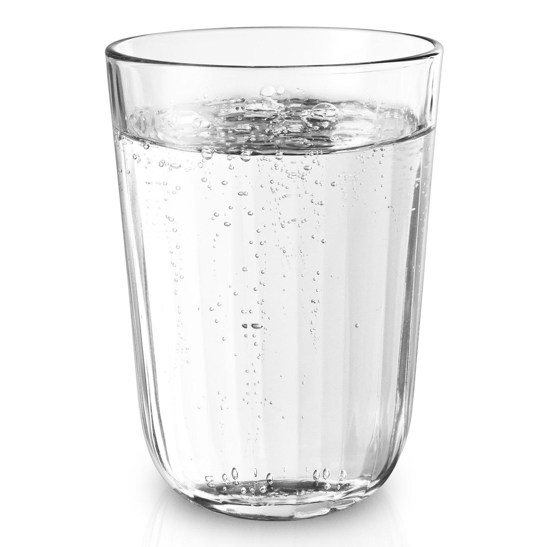 Eva Solo Set fazetových sklenic 0,34 l - Eva Solo Sklenice na nápoje 4ks 0,34l