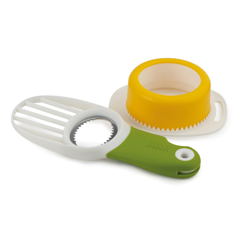 Sada nástroje na zpracování avokáda a tvořítka na ztracené vejce Joseph Joseph