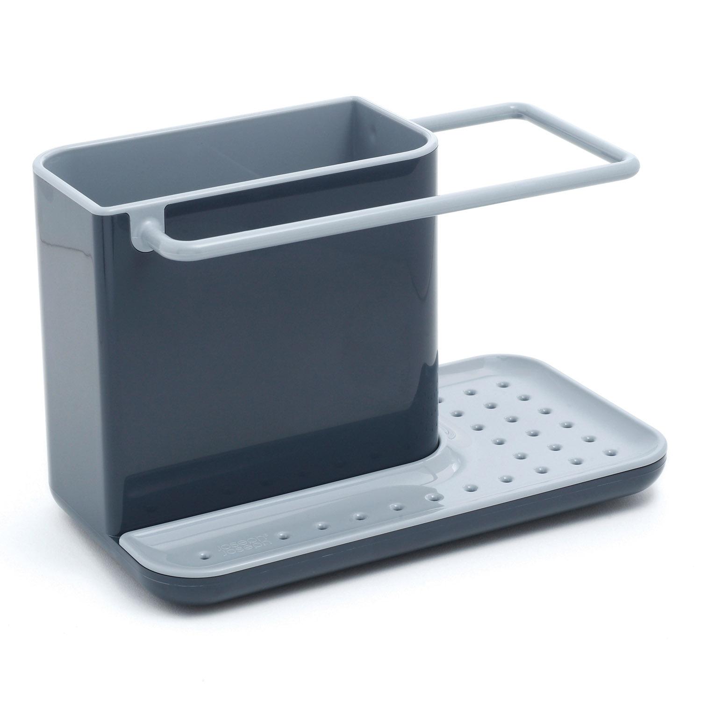 Stojánek na mycí prostředky šedý Caddy™ Joseph Joseph
