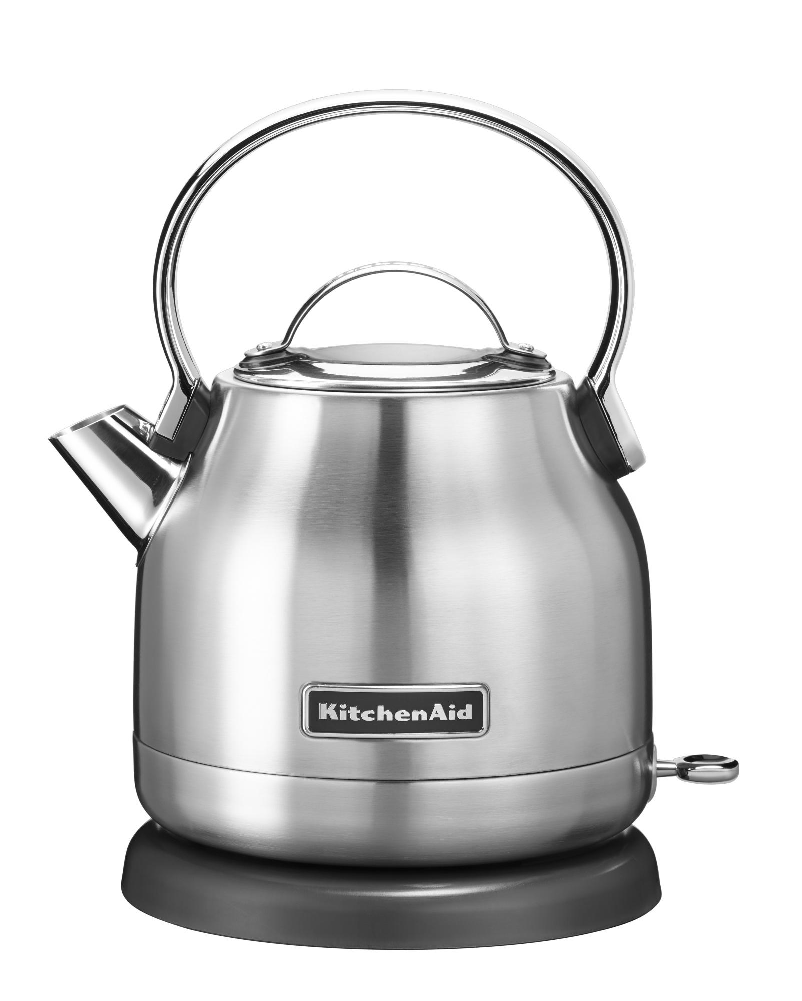 Rychlovarná konvice 1,25 l nerez KitchenAid - KitchenAid 5KEK1222