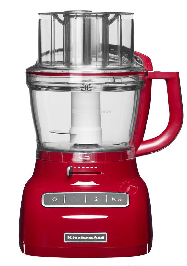 Food processor 3,1 l královská červená KitchenAid - KitchenAid 5KFP1335