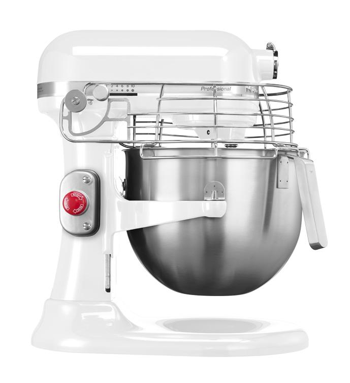 KitchenAid Kuchyňský robot Professional s mísou 6,9 l bílá