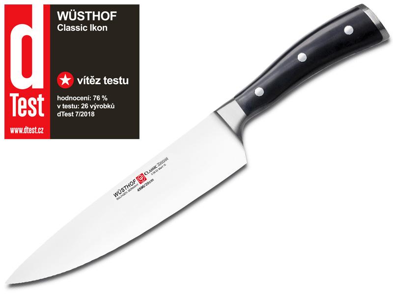 Kuchařský nůž 20 cm Classic Ikon WÜSTHOF
