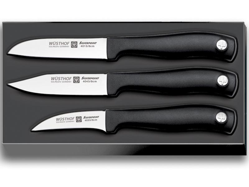 Sada nožů na zeleninu Silverpoint Wüsthof 3 ks - Wüsthof Silverpoint Sada nožů na zeleninu 3 ks 9352