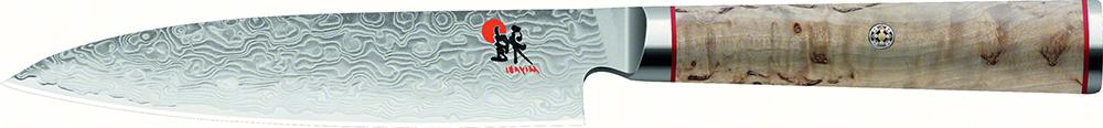 Japonský plátkovací nůž CHUTOH 16 cm 5000MCD MIYABI