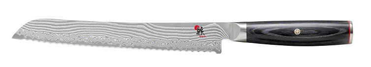 Japonský nůž na chléb 24 cm 5000FCD MIYABI