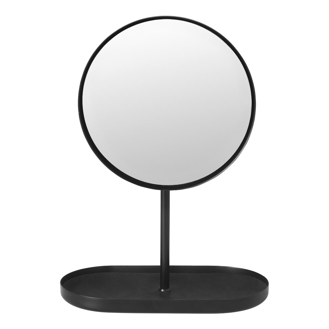 Kosmetické zrcadlo stolní MODO černé Blomus