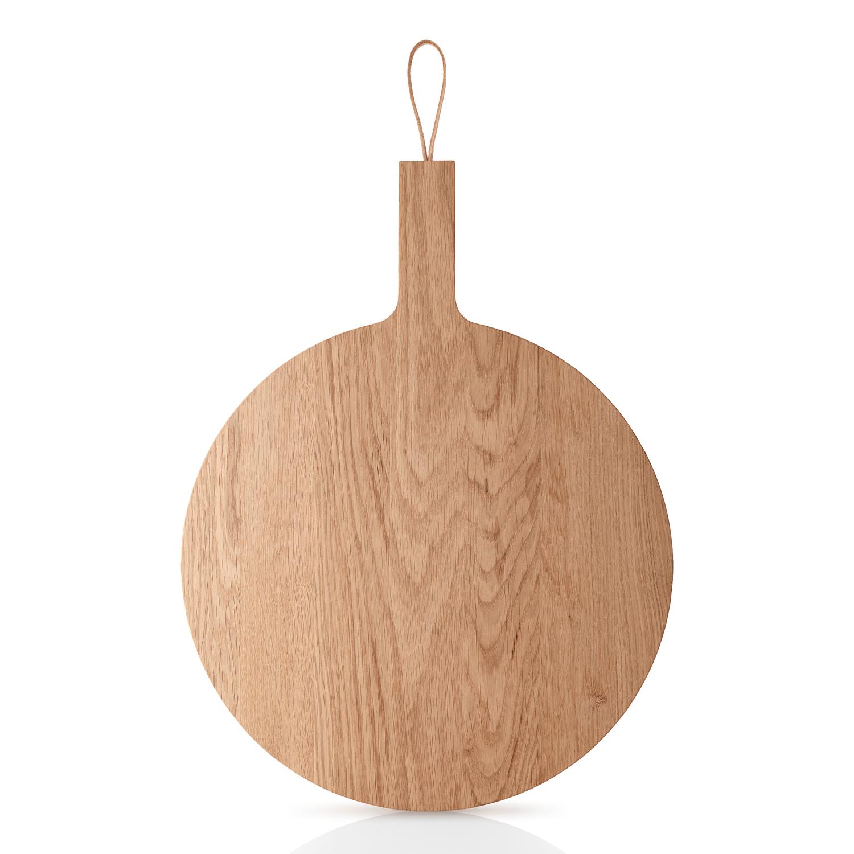 Dřevěné prkénko krajecí a servírovací kulaté Nordic kitchen Eva Solo