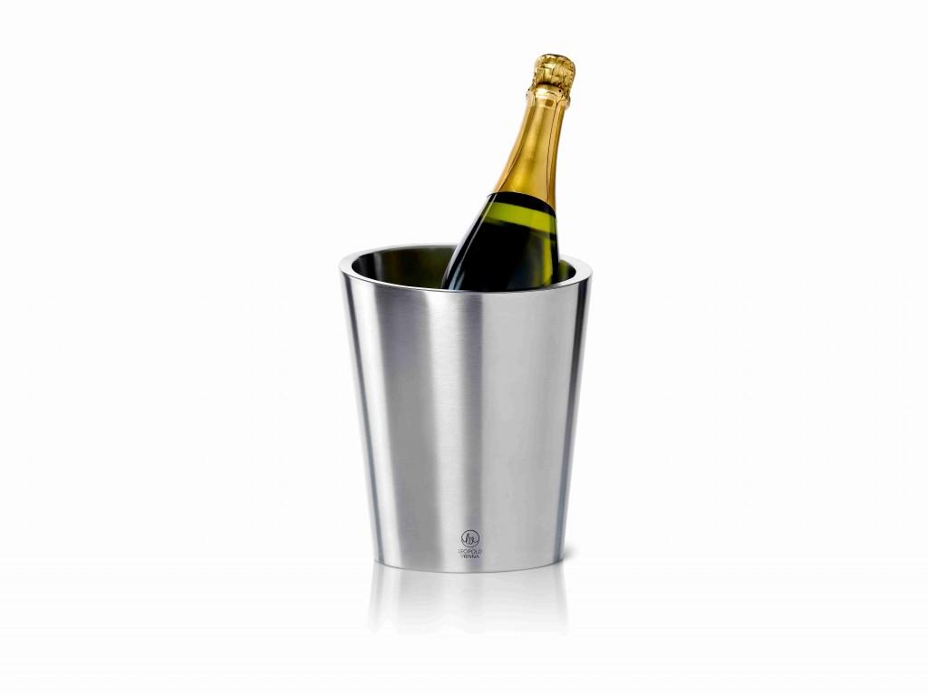 Chladič na šampaňské Leopold Vienna dvojstěnný