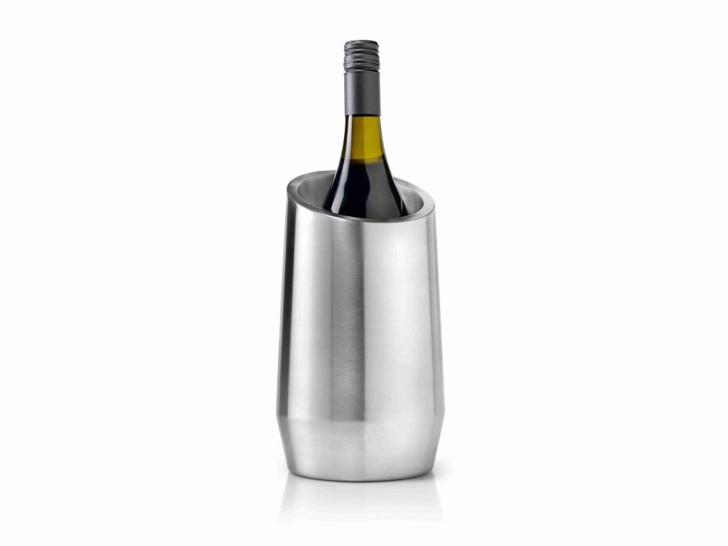 Chladič na lahve Leopold Vienna nerezový dvojstěnný