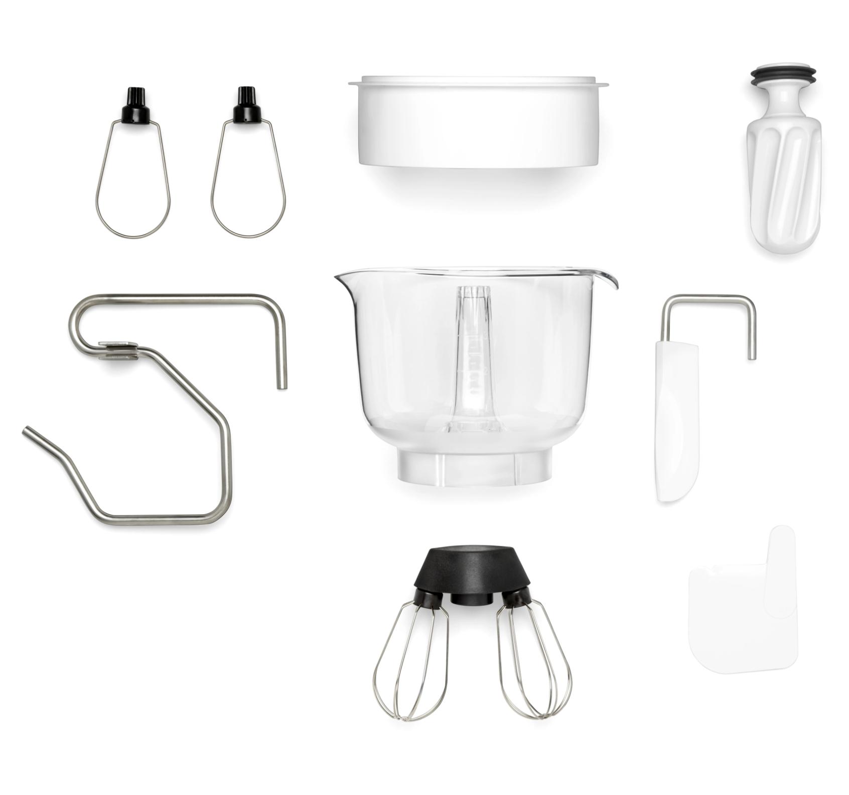 Kuchyňský robot AKM6230 Assistent Original Ankarsrum červený