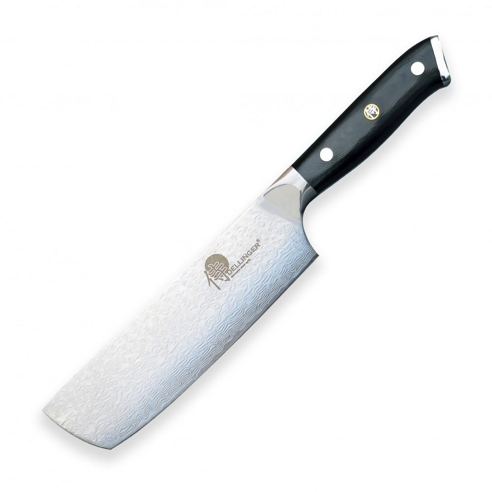 Japonský nůž na zeleninu Nakiri Samurai Dellinger 16,5 cm