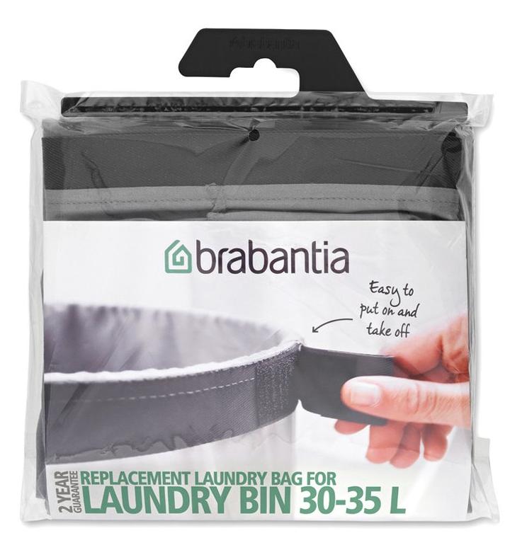 Pytel do koše na prádlo Brabantia 35 l