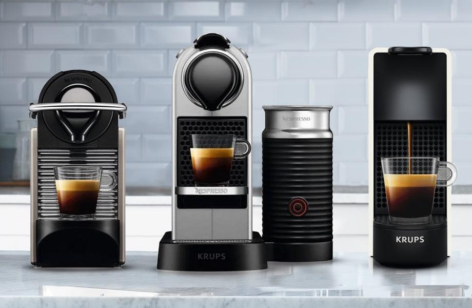 Kapszulás kávéfőzők