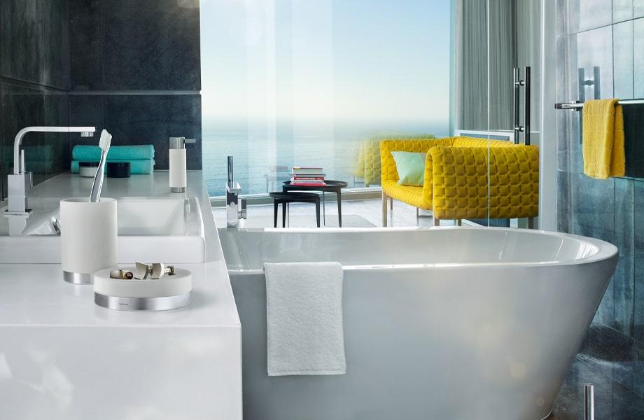 Fürdőszoba és WC