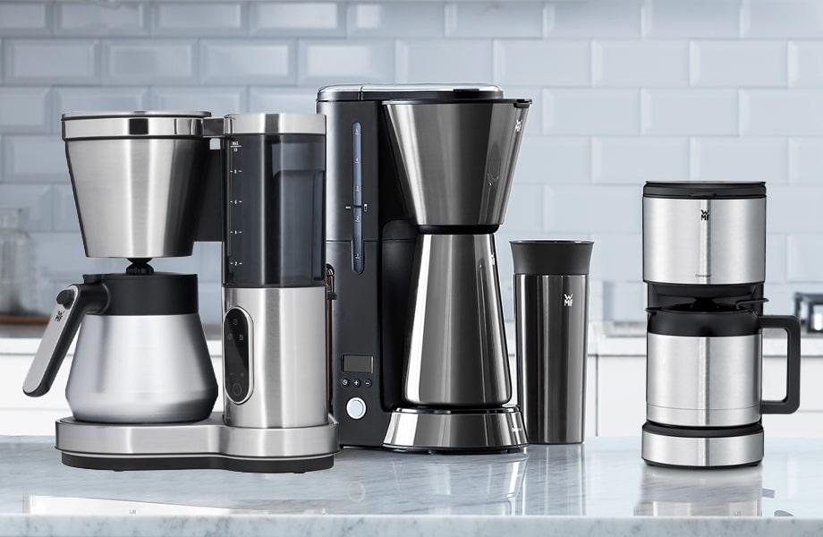 Csepegetetős kávéfőzők