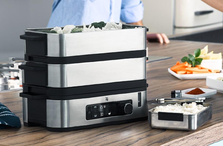 Konyhai robotgép főzéshez