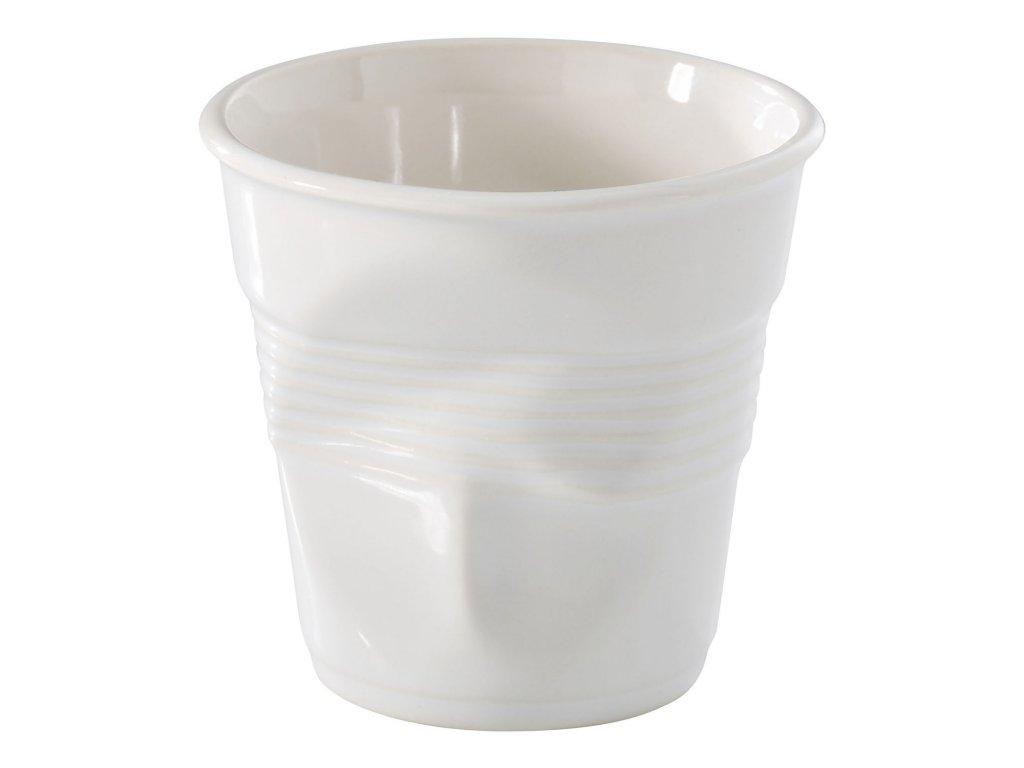 Froissés pohár reggelizéshez, 33 cl, fehér