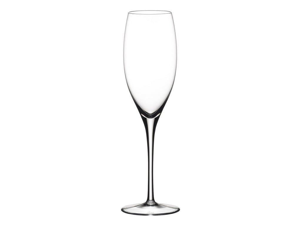 Champagne jubileumi kristály pezsgőspohár, Sommeliers Tie