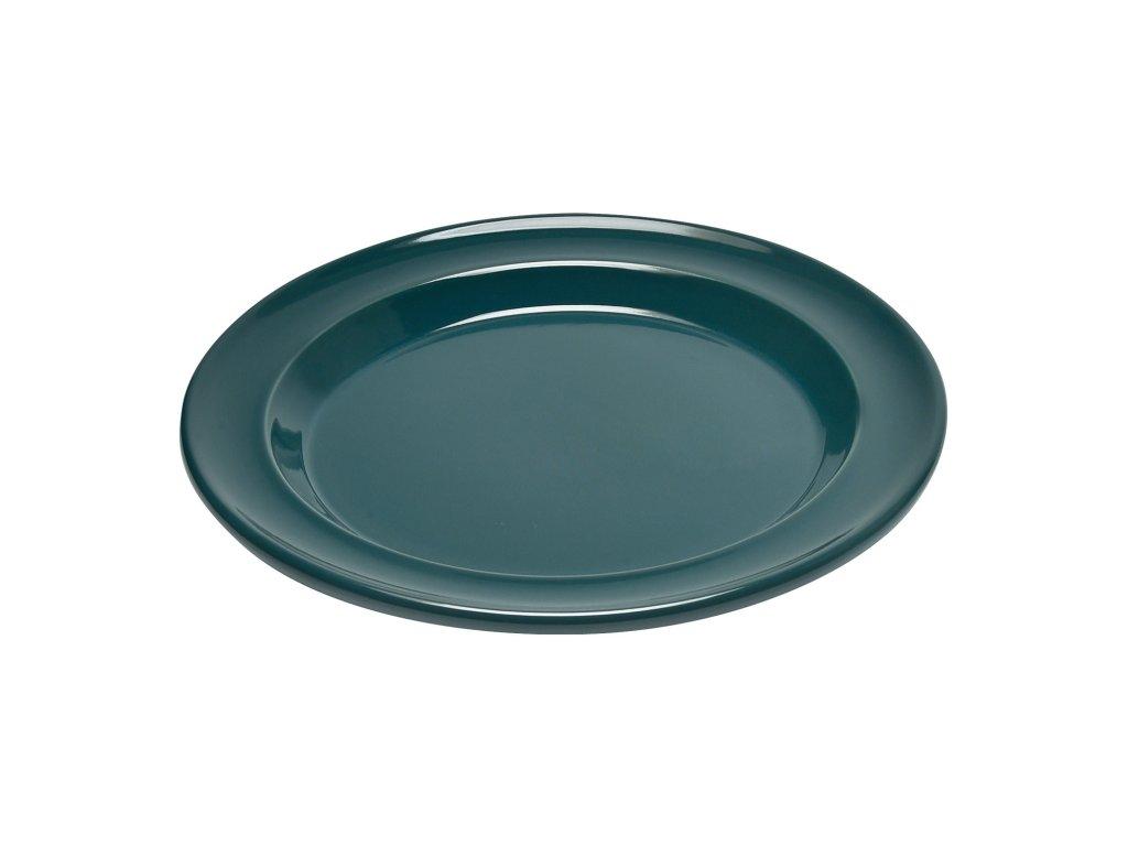 Desszertes tányér, kék/blue flame