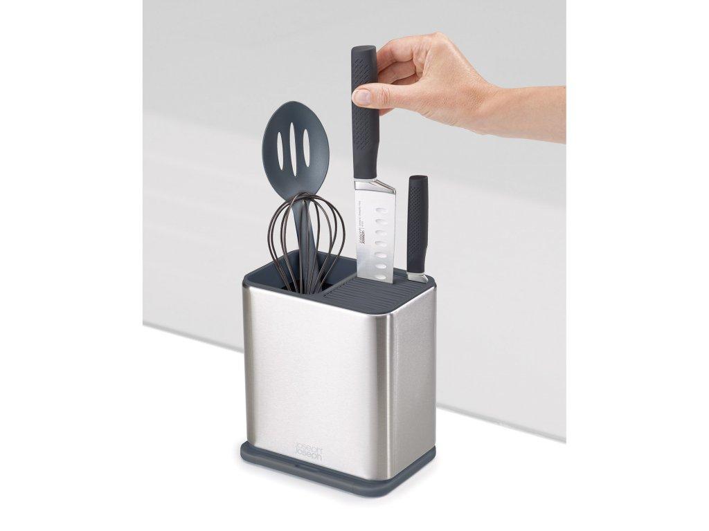 Surface™ konyhai eszköztartó doboz, rozsdamentes acél