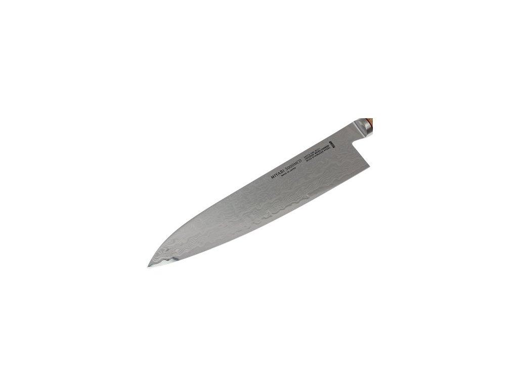 GYUTOH japán húsvágó kés, 24 cm, 5000MCD