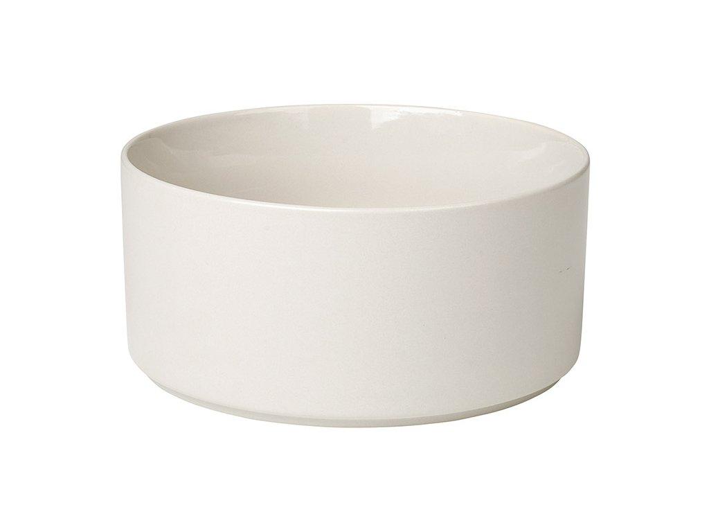 Mio tál Ø 20 cm, krémszínű