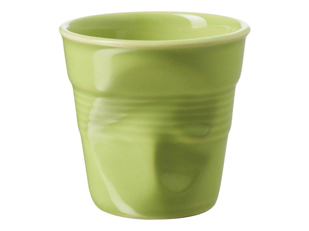 Froissés espresso pohár, 8 cl, verbénazöld