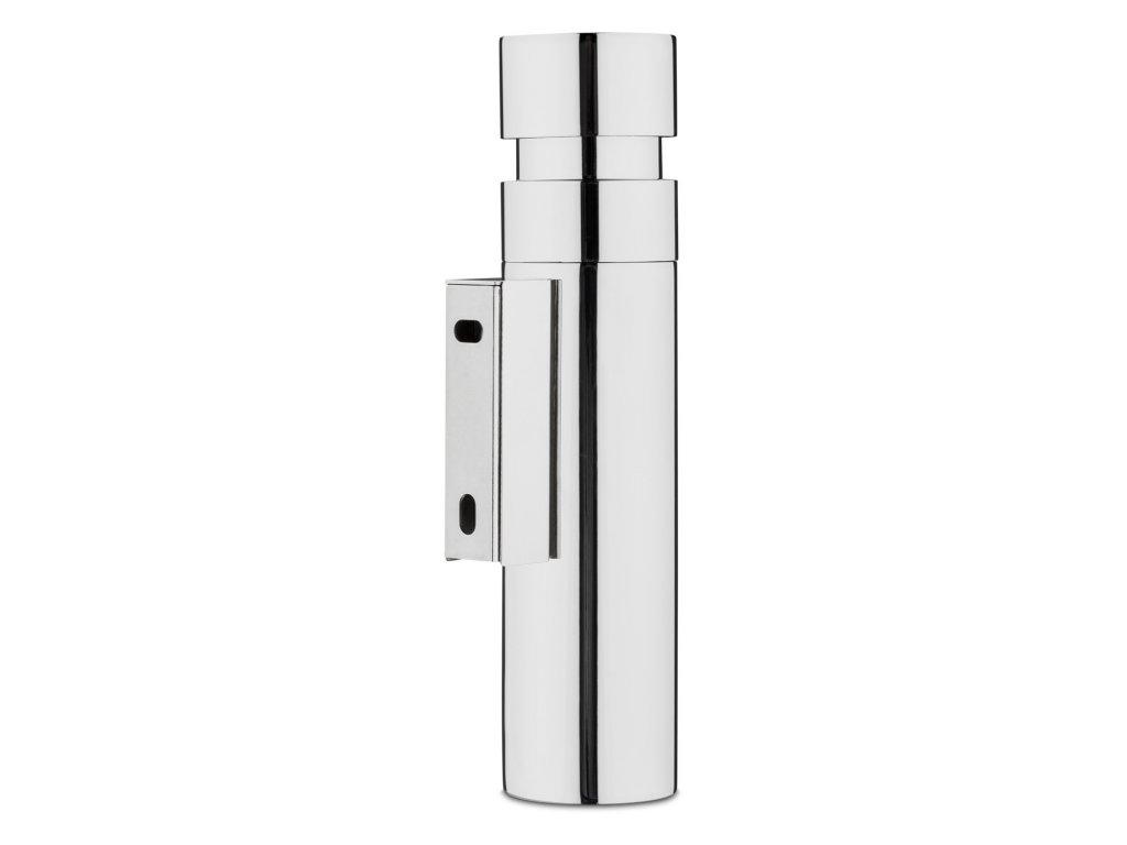 NEXIO falra szerelhető folyékonyszappan adagoló, fényes rozsdamentes acél, 100 ml
