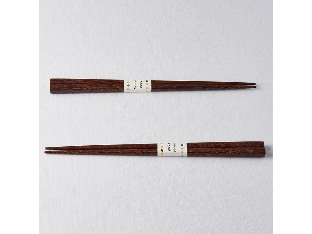 Chopsticks barna evőpálcikák
