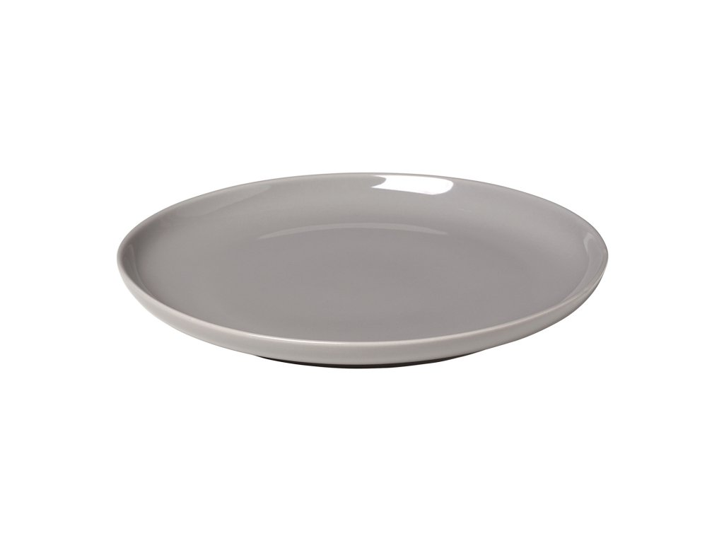 Desszertes tányér RO szürke