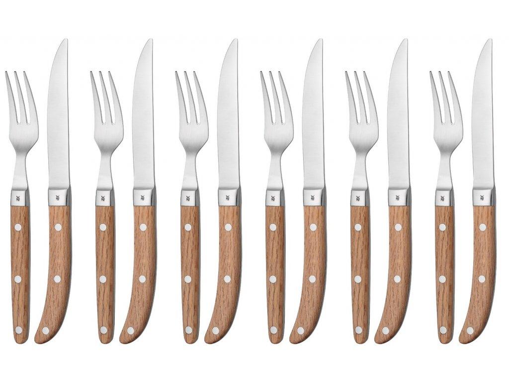 Ranch steak evőeszközkészlet
