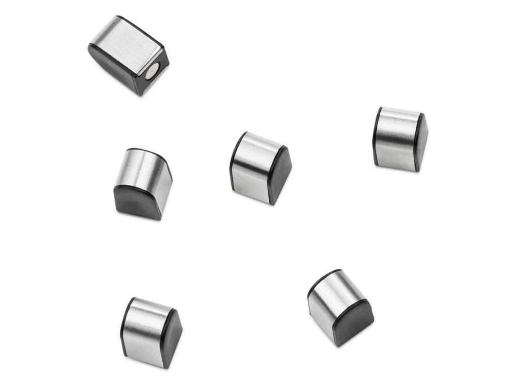 TEWO mágnesek, 6 darabos készlet