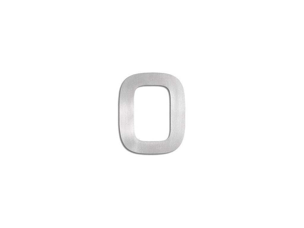 """SIGNO házszám - """"0"""""""