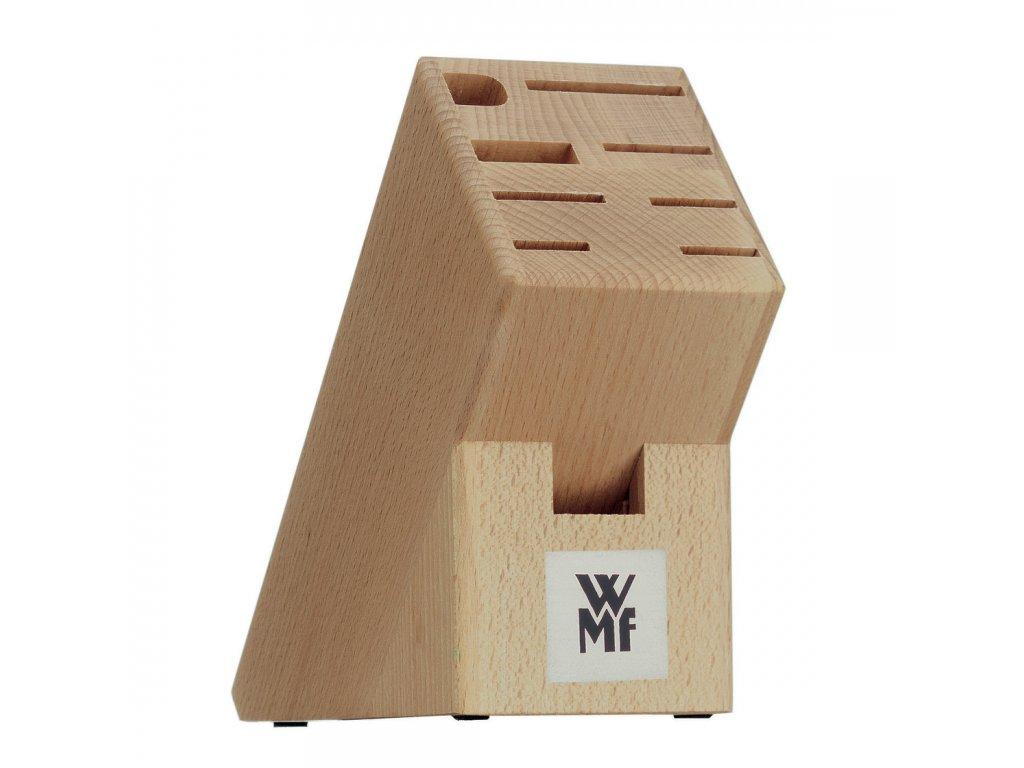 Késtartó blokk, bükkfa